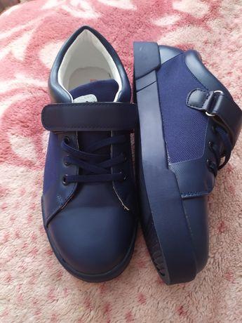 Туфли кеды для мальчика р36