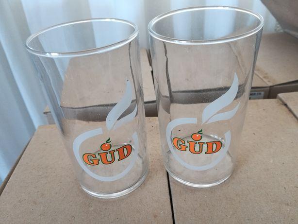 96 copos de vidro