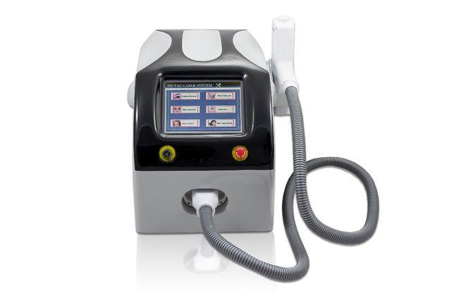 EXEO Urządzenie Laser Q-SWITCHED ND YAG Do Usuwania Tatuażu
