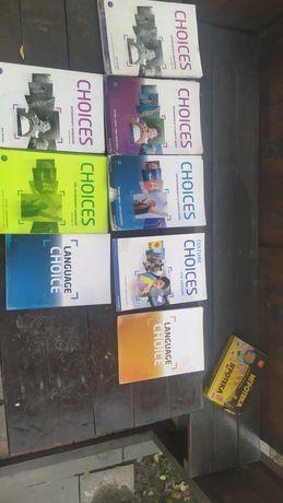 Продам книжки англійська Choices
