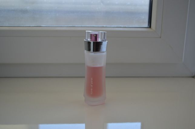 Lacoste Love of pink, edt, оригинал
