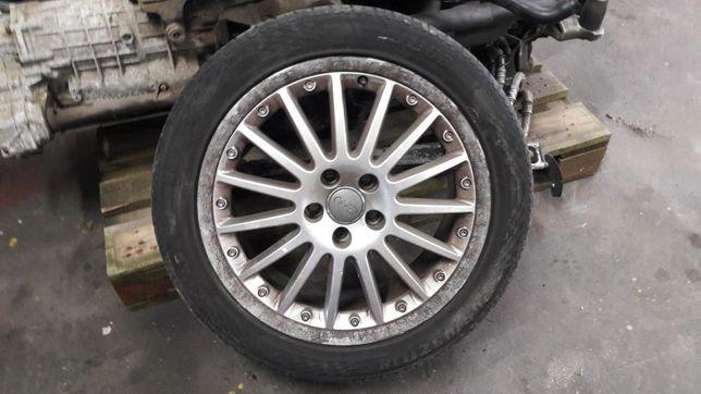 felgi aluminiowe Felgi 18 cali oryginał audi BBS s6 rs6 5x112 a6 a4 VW