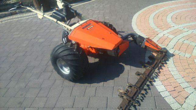 Kosiarka traktorek listwowa