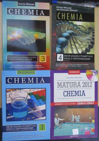 Chemia Dariusz Witowski i vademecum Chemia matura