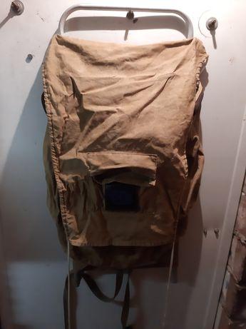 Rosyjski plecak harcerski wojskowy ze stelażem