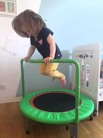 trampolina domowa dla dzieci