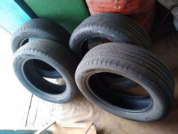 Резина MICHELIN Primacy mxv4 225/55 R18 H Зима США M+S USA Всесезонка