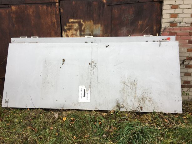 Brama garażowa 320x250 drzwi wrota
