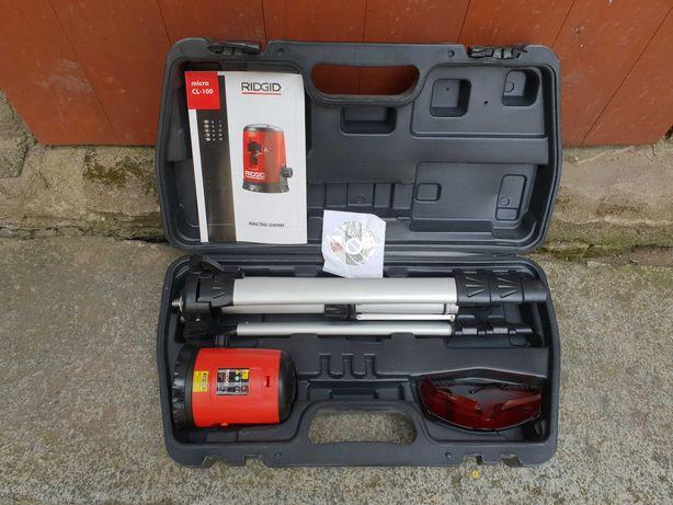 Poziomica laserowa RIDGID Micro CL-100