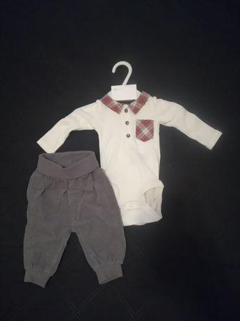 Body+ spodnie, komplet r. 50