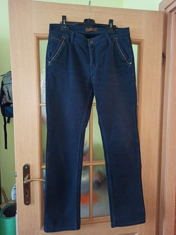 Утеплені котонові джинси