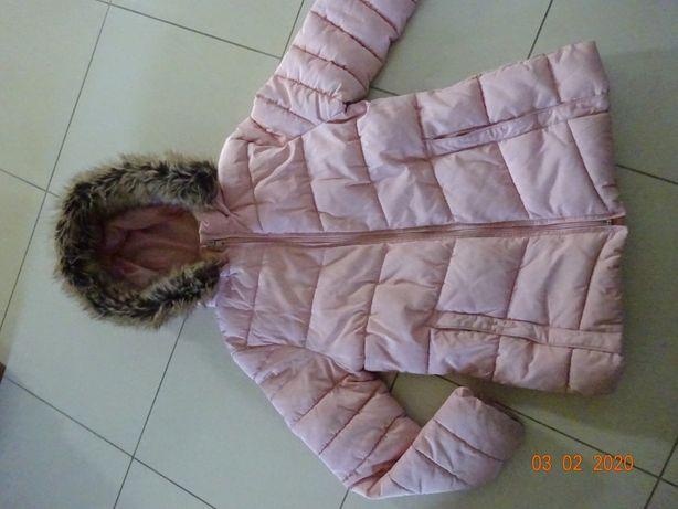 Kurtka płaszczyk Zara Girls 164