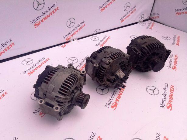 Генератор OM 646 651 2.2 3.0 Mercedes Sprinter 906 спрінтер спринтер