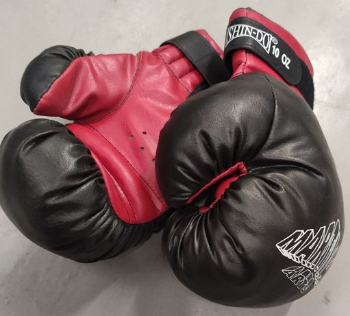 Rękawice bokserskie SHIN-Do na rzep