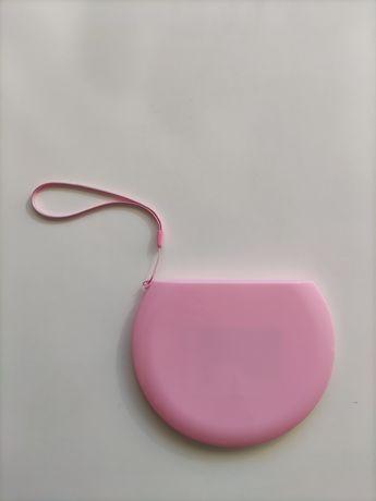 Capa de proteção para a máscara rosa claro