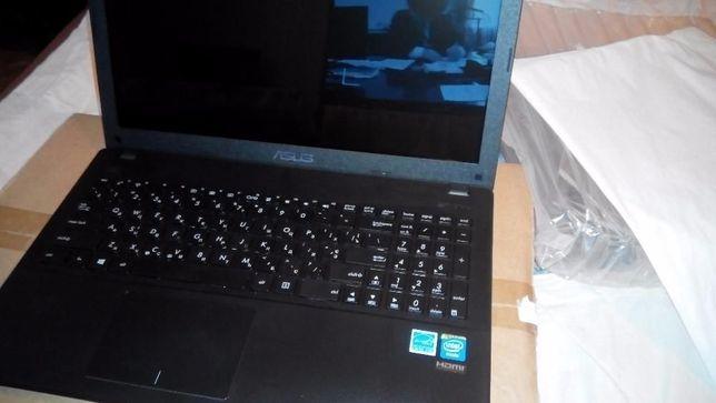 Новый Ноутбук Asus D550M с Windows 10. В подарок сумка.
