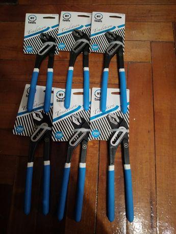 Клещи переставные My Tools Tradition 200 мм (312-200)