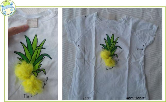 5-6Anos Menina Primavera/Verão - camisas e blusas