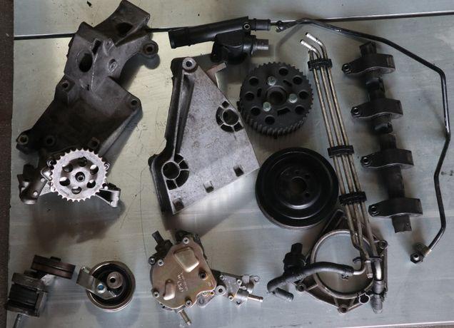 Peças de motor Audi A4 1.9 TDI 130 CV