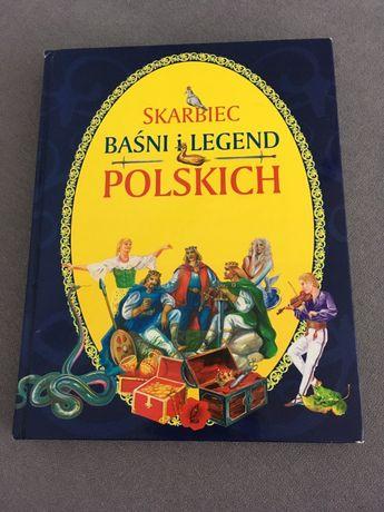 Skarbiec basni i lefen polskich