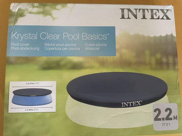 Cobertura para piscina intex 2.44 Nova