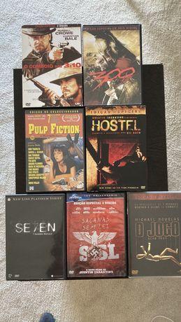 Dvds Edições Especiais