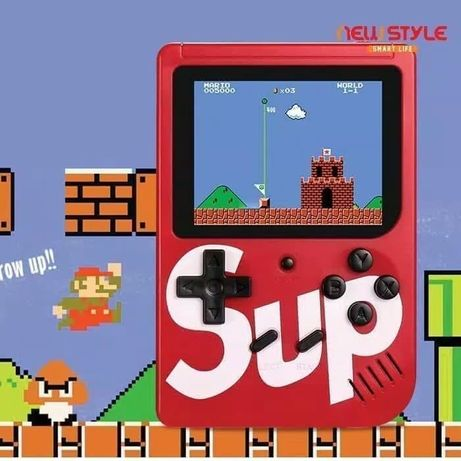 Konsola Retro 400 Gier Super Mario Tylko wysyłka