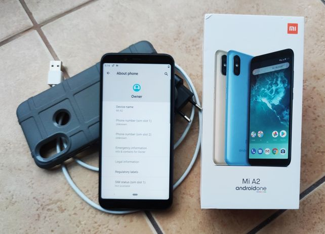 Xiaomi Mi A2 (androidone) 4/64 GB wersja Global