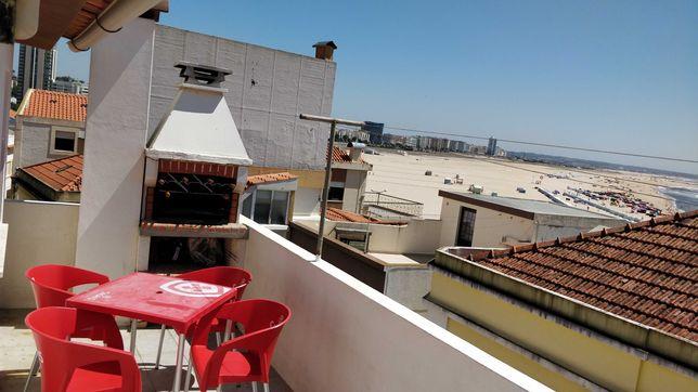 Casa t1/t2/t3 praia Buarcos férias Figueira da Foz, apartamento praia