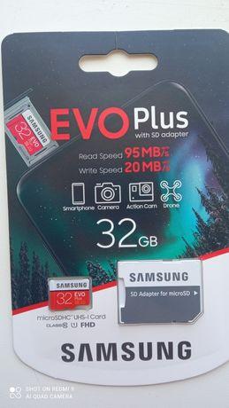 microSD 32 Gb Samsung
