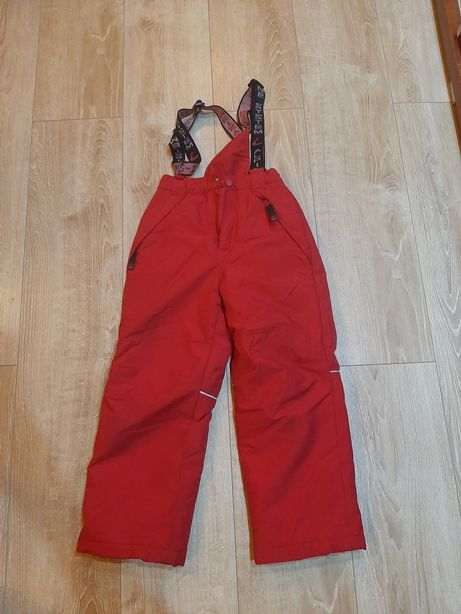 Spodnie narciarskie rozmiar 128