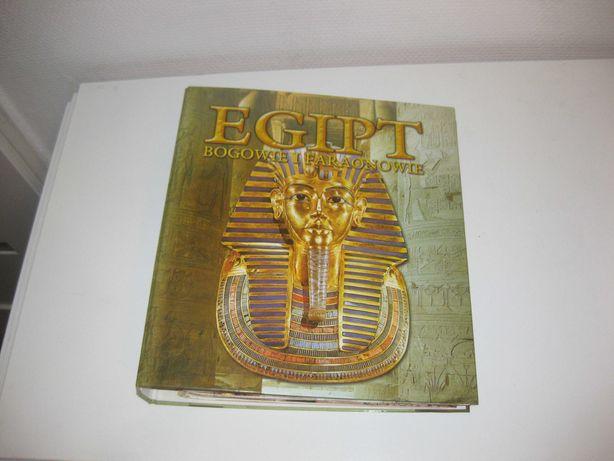 Egipt Bogowie i Faraonowie kolekcja sortownik gazetek  + 12 gazetek