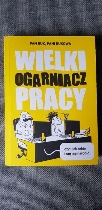 Wielki ogarniacz pracy czyli jak robić i się nie narobić książka Rybnik - image 1