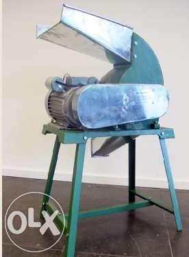 Maquina trituradora