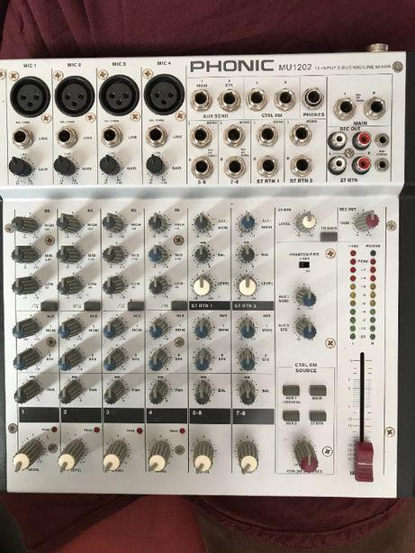 Phonic MU 1202