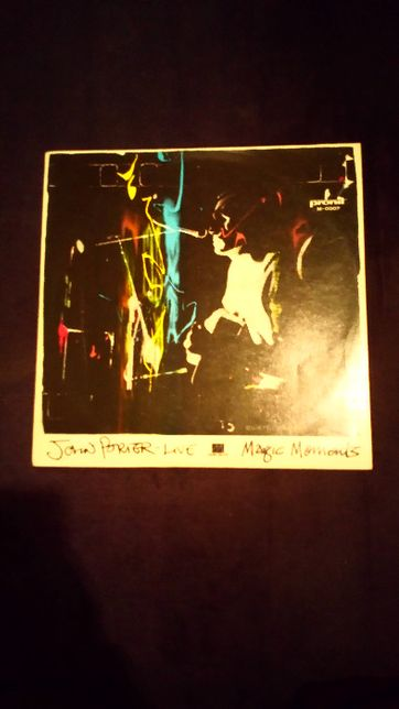 John Porter - Live - Magic Memories Płyta winylowa