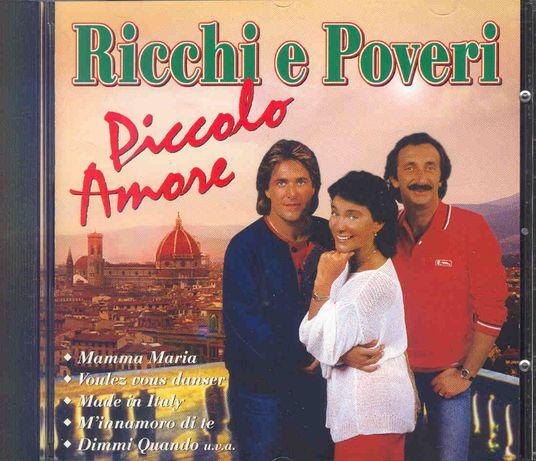 CD Ricchi E Poveri - Piccolo Amore (1997)
