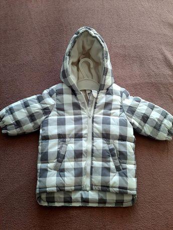 Куртка новая детская United colors of benneton