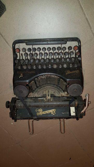 Stara maszyna do pisania Rheinmetall Borsig