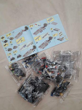 Конструктор Звездные войны Спидер Молоха, аналог Lego 75210