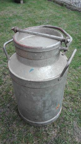 Banka, bańka, konewka konwa na mleko 20 litrowa