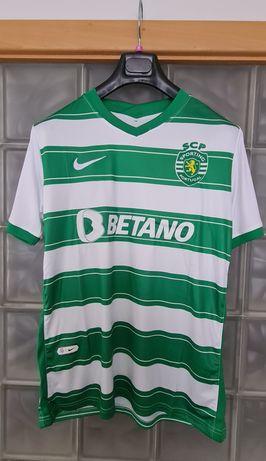 Camisola Sporting Clube de Portugal 2021/22