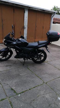 Honda cbf 125 10.300kms