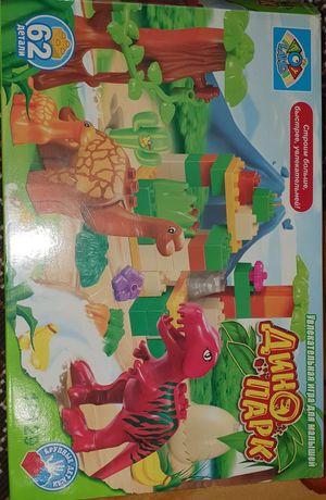 Конструктор динозавры