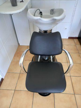 vendo rampa de lavagem e misturadora profissional usada em bom estado.
