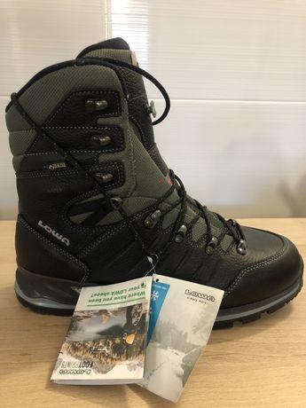 Зимние трекинговые ботинки Lowa Yukon Ice II GTX HI размер 43 1/2.