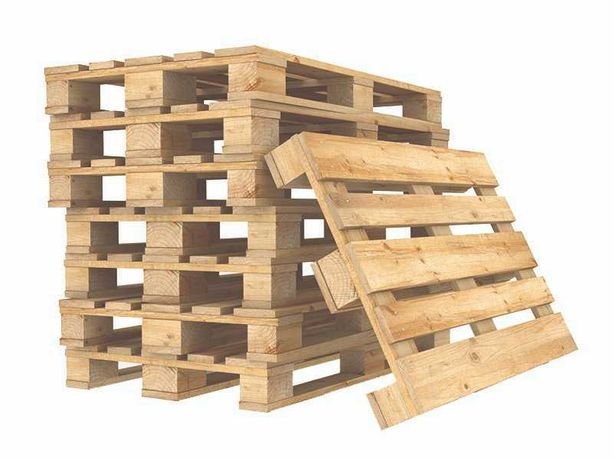Vendo paletes de madeira, usadas, em bom estado.