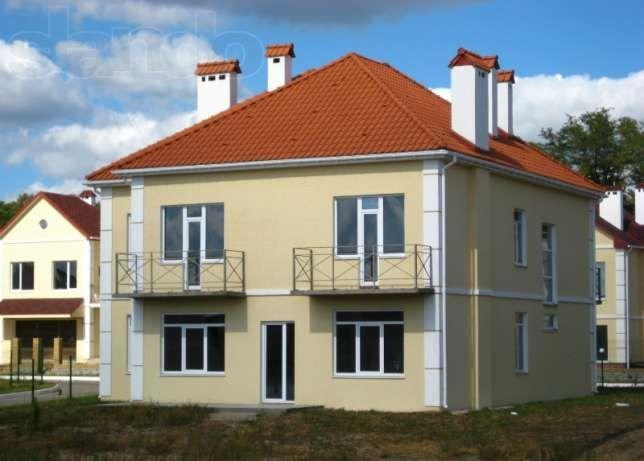 Красивый дом в курортной зоне