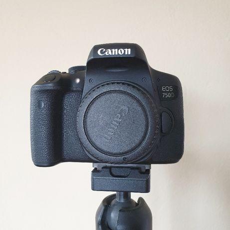 Aparat Canon 750D