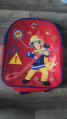 Plecaczek Strażak Sam